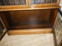 Pair of Oak 1920s Bookcases (8 of 12)