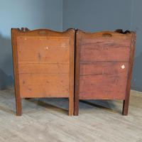 Georgian Tray Top Commodes (16 of 16)