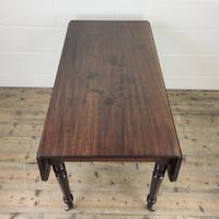 19th Century Mahogany Pembroke Table (9 of 9)