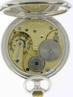 Omega Silver 0.800 Open Face Pocket Watch Swiss 1920 (7 of 7)