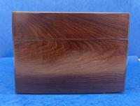 Victorian Rosewood Jewellery Box with Side Drawer (8 of 12)