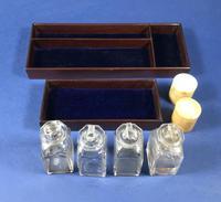 Georgian Brassbound Rosewood Medicine Box (13 of 25)