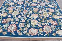 Very Fine Antique Bessarabian Kilim Carpet 386x261cm (3 of 6)