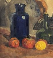French Oil of Still Life (3 of 4)