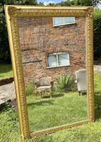 Early 19th Century Large Gilt Mirror (4 of 10)