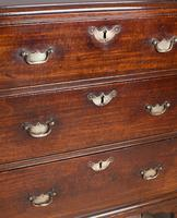 Small Georgian mahogany chest of drawers (5 of 5)