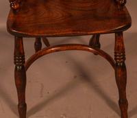 Ash & Elm Low Back Windsor Chair Rockley (5 of 8)