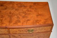 Antique Burr Walnut Two Door Cabinet (2 of 8)