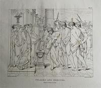 Gallery of 14 Historical Engravings Painted by Benjamin West (27 of 33)