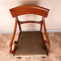 Set of Eight 19th Century Mahogany Dining Chairs (25 of 26)