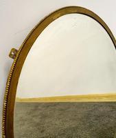 Edwardian Brasscrafter circular mirror (8 of 8)