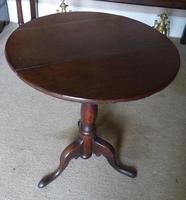 19th Century Oak wine table (6 of 6)