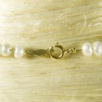 Vintage Seed Pearl Necklace With 14ct. Fastening (3 of 3)