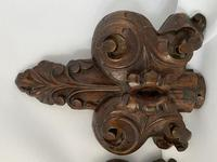Victorian English Carved Pew End (4 of 4)