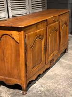 French Early Cherry Wood Sideboard (6 of 14)
