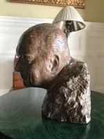 Rare Sir Winston Churchill Marquette (3 of 4)