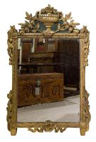 A Gilded Louis XVI Mirror (4 of 5)