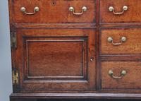 Large 18th Century Country Oak Dresser Base (8 of 9)