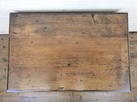 18th Century Oak Side Table with Drawer (5 of 9)