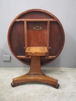 George III Mahogany Breakfast Table, likely by W. Trotter (10 of 10)