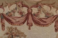Antique French Tapestry Classical Courtly Love Romance c.1860 (6 of 17)