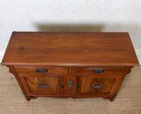 Dresser Base Arts & Crafts Walnut Sideboard 19th Century (3 of 11)