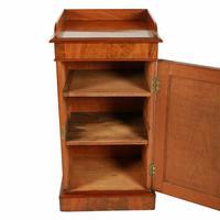 19th Century Mahogany Bedside Cabinet (4 of 7)