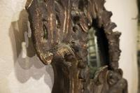 Large 18th Century Italian Rococo Wall Mirror (11 of 12)