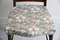 Single Edwardian Occasional Chair (5 of 10)