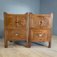 Georgian Tray Top Commodes (12 of 16)