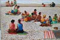 Day at the Seaside by Thomas Pote (2 of 8)