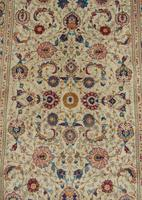 Good Pair of Antique Kashan Carpets (10 of 11)