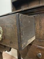Titchmarsh & Goodwin Georgian Style Small Welsh Oak Dresser (9 of 11)