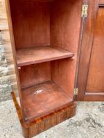 Antique Victorian Mahogany Bedside Pot Cupboard (12 of 16)