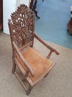 Antique Burmese Chair (2 of 7)