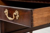 Mahogany Chippendale Style Writing Desk (8 of 12)