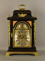 Fine Verge Fusee Bracket Clock - William Smith, London (9 of 9)