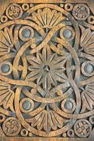 Moorish Chip Carved Octagonal Occasional Table (8 of 13)