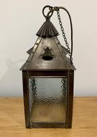 Arts and Crafts Hall Lantern (5 of 9)