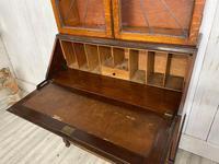 Large Art Deco Bureau Bookcase (5 of 6)