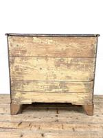 19th Century Antique Oak Chest of Drawers (9 of 9)