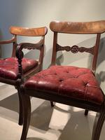 Simply Incredible Set of 14 Regency Dining Chairs c.1820 (3 of 6)