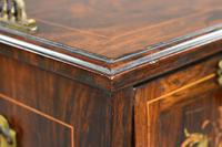 Victorian Rosewood Inlaid Coal Purdonium by Jas Shoolbred (13 of 16)