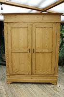 Big Old Victorian Pine Double Knock Down Wardrobe - We Deliver/ Assemble! (2 of 17)