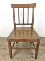 Set of Three 19th Century Farmhouse Chairs (8 of 9)