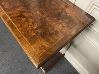 Lovely Antique Burr Walnut Chest of Drawers (4 of 14)