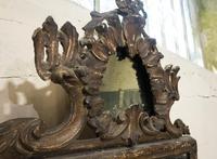 Large 18th Century Italian Rococo Wall Mirror (10 of 12)