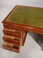 Good Late Regency Mahogany Partners Desk (4 of 5)