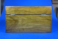 Victorian Olive Wood Jewellery Box (6 of 10)