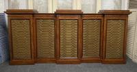 Fine Important William IV Side Cabinet
